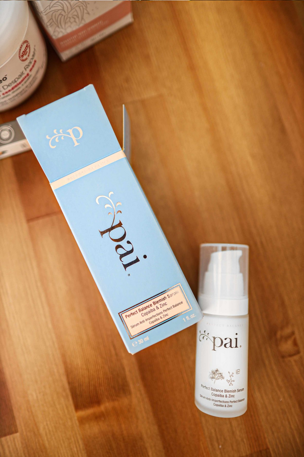 Detox Market Fall Bundle Gift With Purchase Pai Skincare