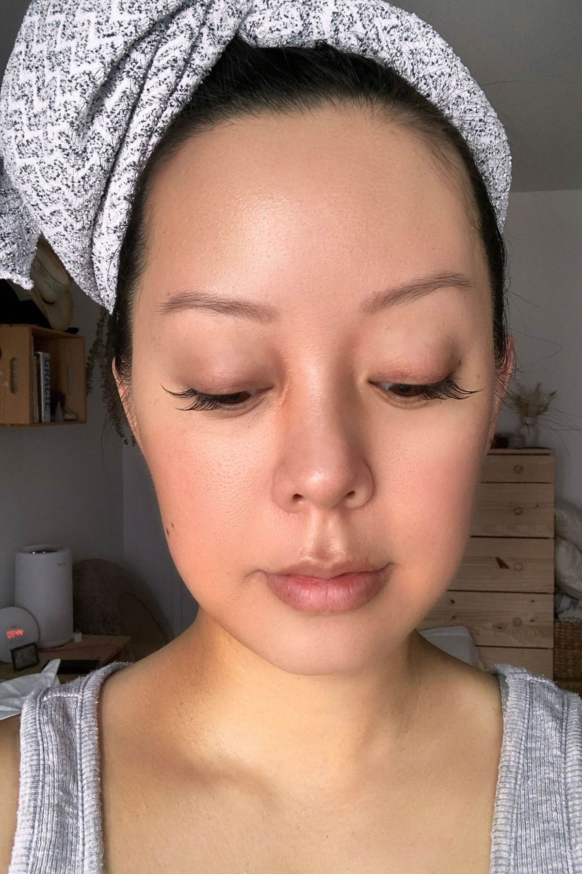 lashify review diy lash extentions Serein Wu