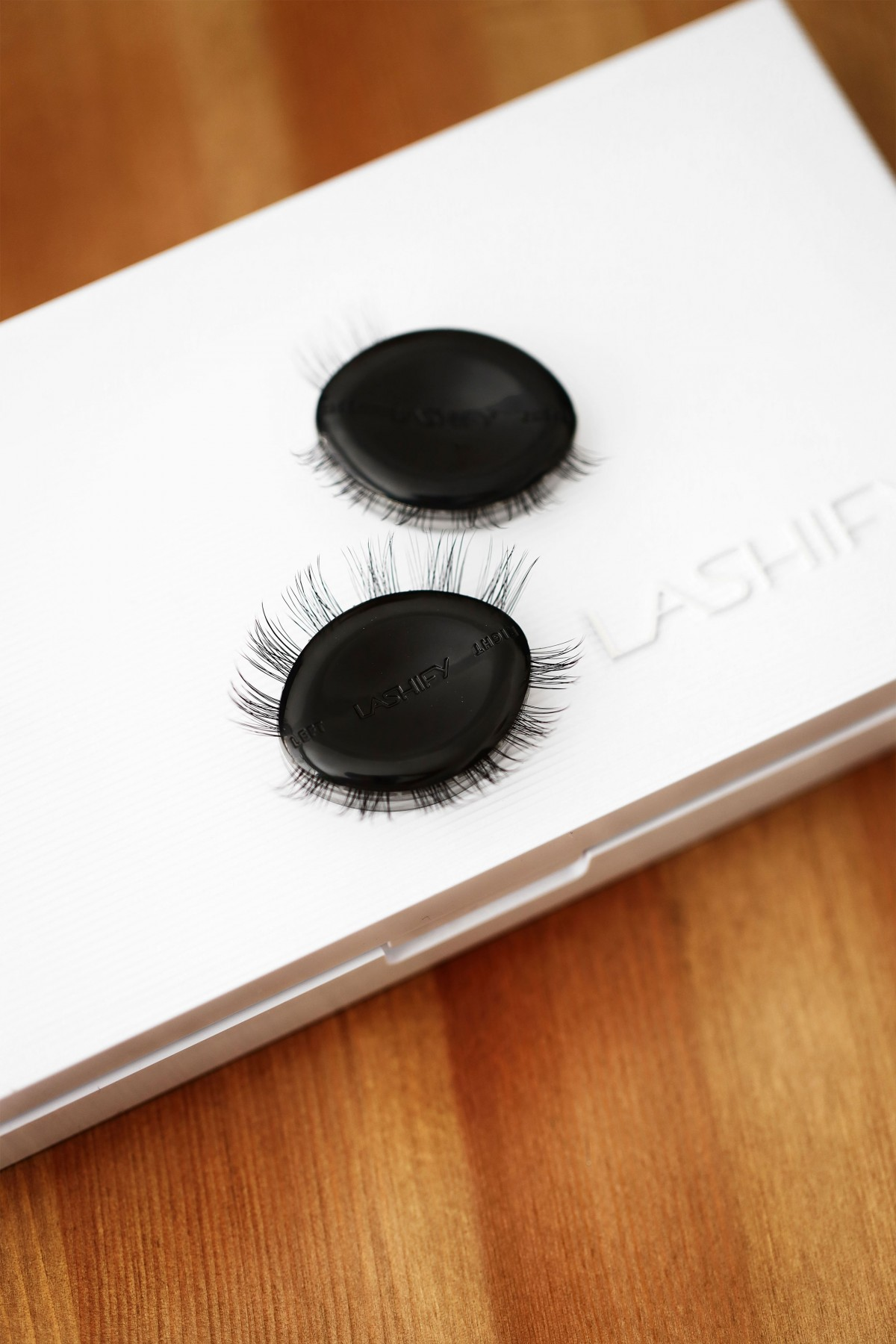 lashify review diy lash extensions Serein Wu