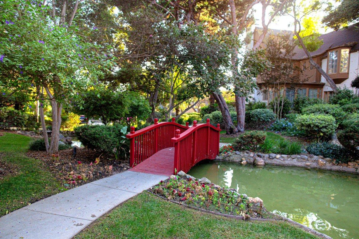 The Langham Pasadena Japanese Garden Serein Wu