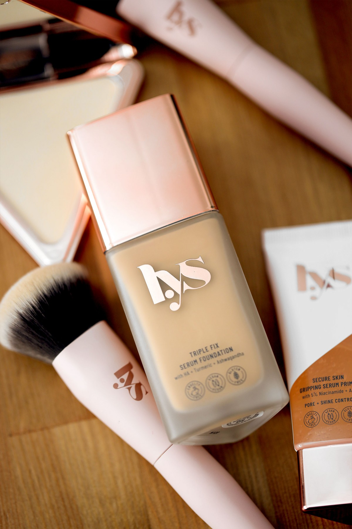 LYS Beauty Review Serein Wu