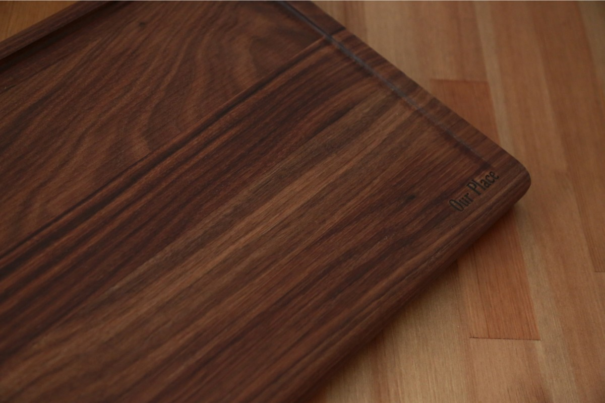 From Our Place Walnut Cutting Board