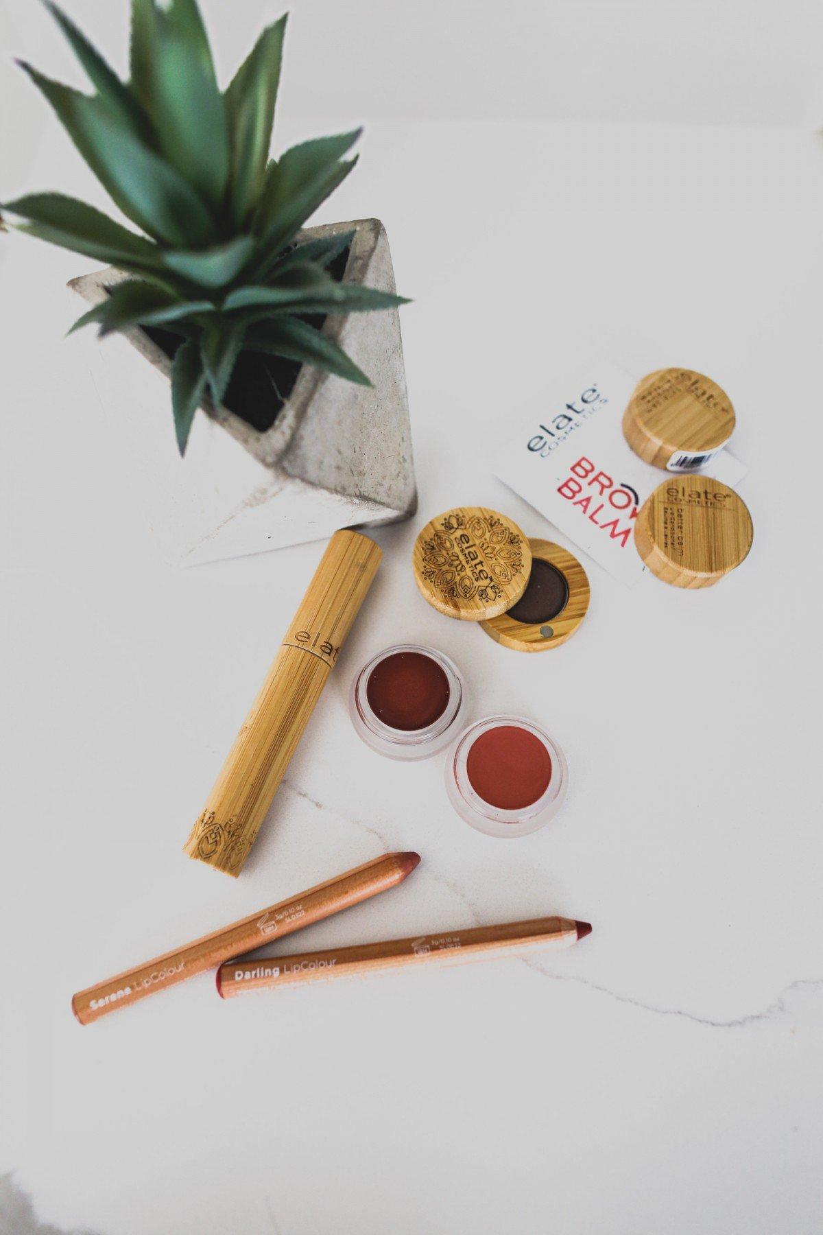 elate cosmetics sustainable makeup brand
