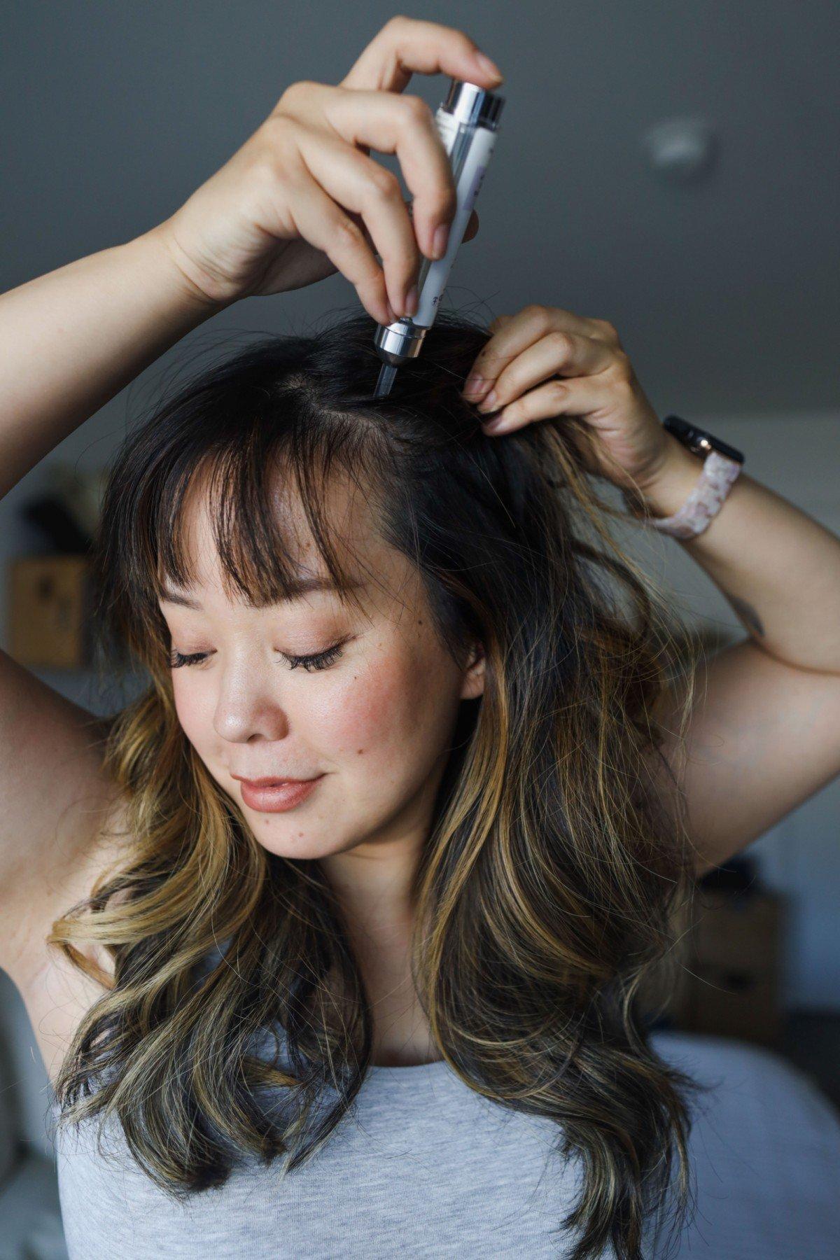 keep it anchored stop hair loss Serein Wu